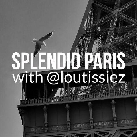 Paris PicsArtist Lou