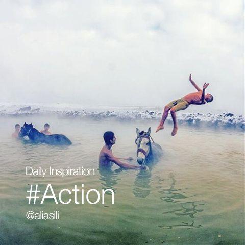 dailyinspirations action