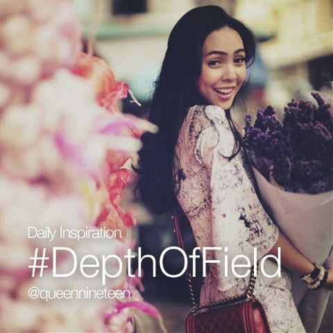 Daily inspiration #DepthOfField