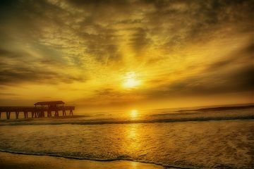 photography beach sunrise