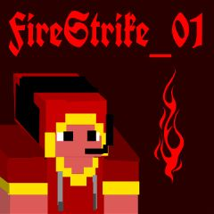 minecraft draw firestrike_01 fire