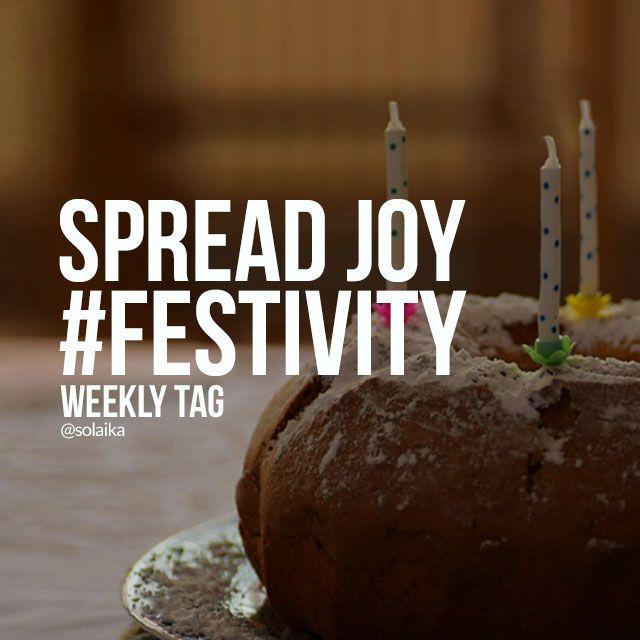 #festivity