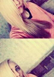 latvian girl pink blonde beautiful