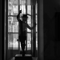 blackandwhite old photography travel dance