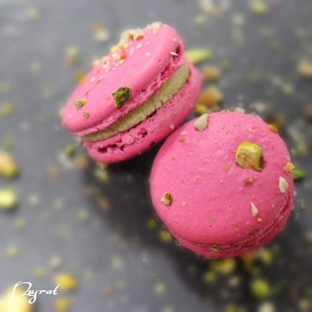 #pink  #food #yummyfood #macaron Best of pink.... Thank you @pa & team selecting my pic