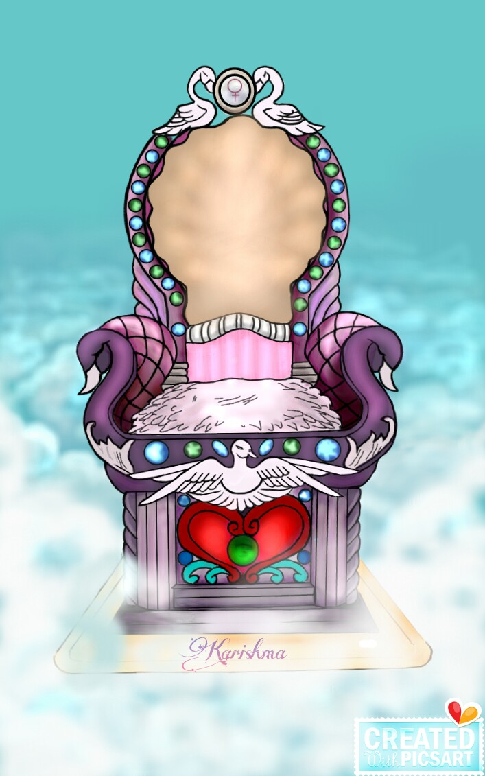 dcthrone Throne of Aphrodite... Goddess of Love and Be...