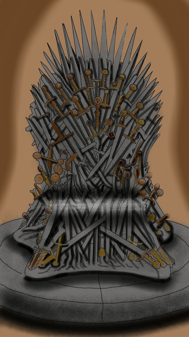 #DCthrone  #drawing #throne #artists #swords #graphicart  #art #colorful  #interesting