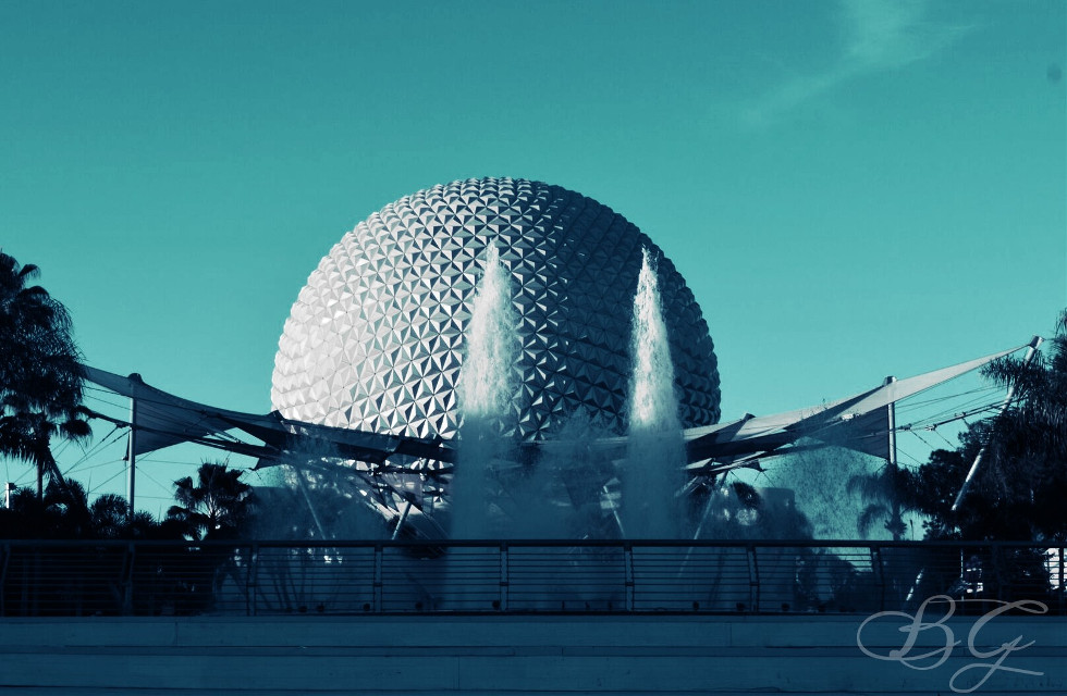 THANK YOU PA for selecting my pic!  @pa  Epcot...for today's tag #fountain