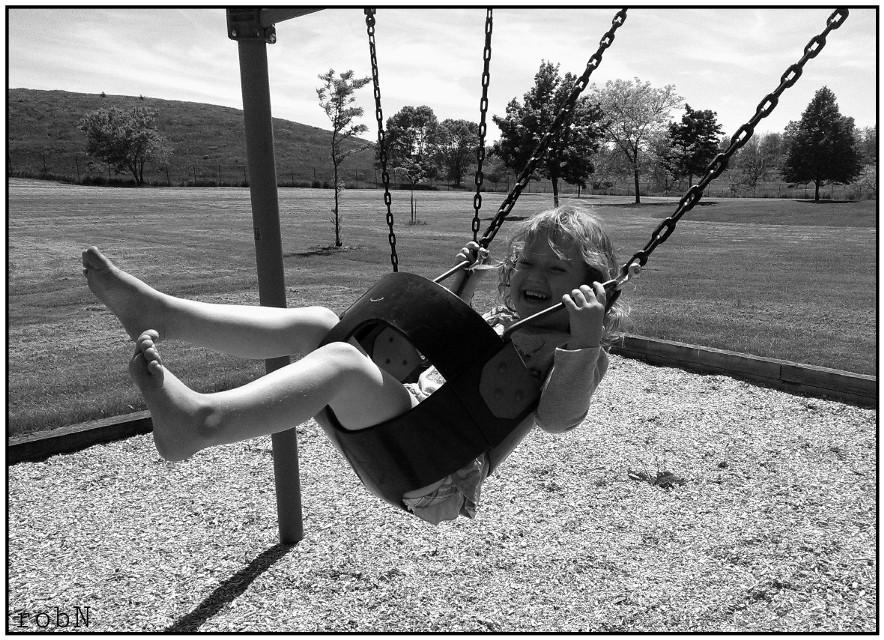 #swing #blackandwhite #photography #fun