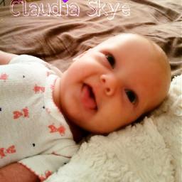 nahnah babygirl allsmiles happy beautiful