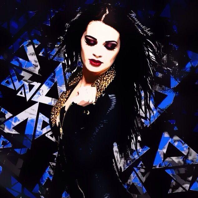 #Paige #WWE #AntiDiva #ThisIsMyHouse #Edit #art #FanArt #FanEdit