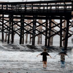 holga ocean beach pier