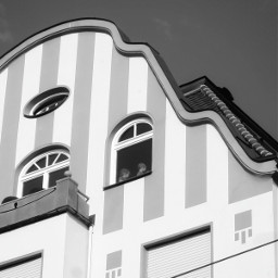 lookingup frommypointofview architecture blackandwhite fassade