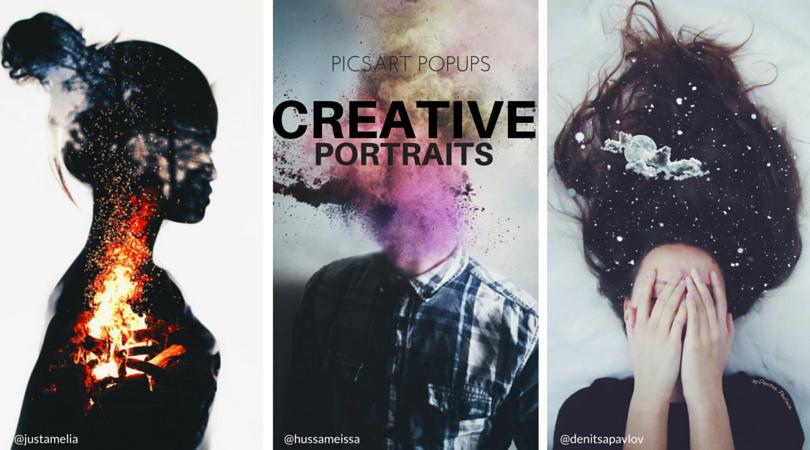 Creative editing PicsArt