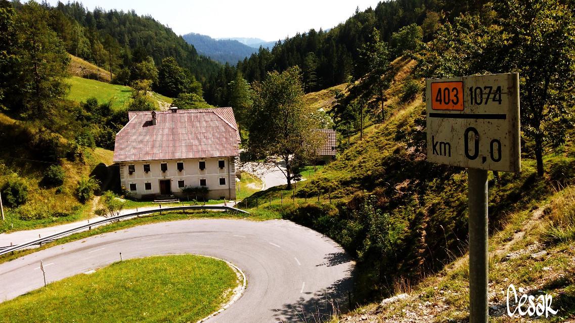 Petrovo Brdo. Slovenia
