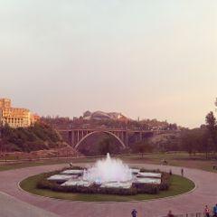 best town lovely yerevan armenia