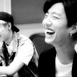 yongguk daehyun kpop smile cool