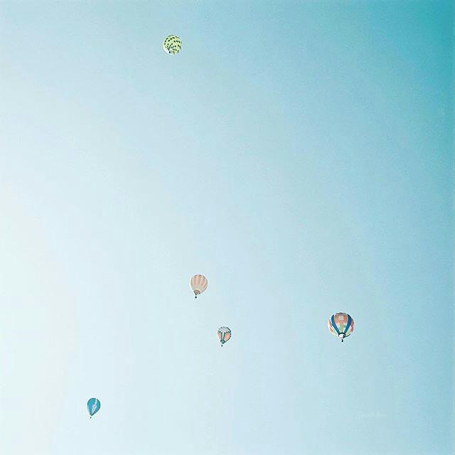 #AirBalloons #travel #Sky