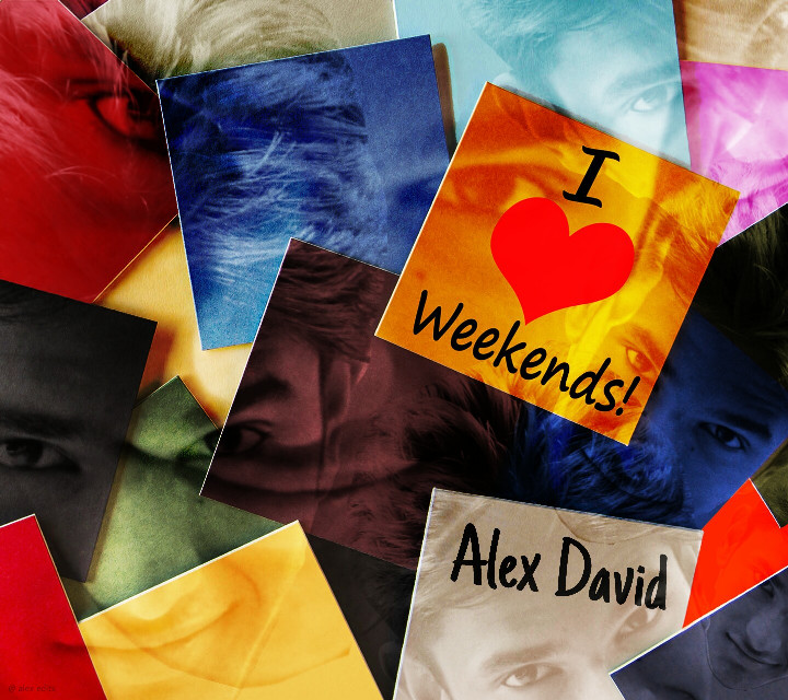 I love weekends!  Alex edits!  #colorful  @arevdanielian @sadhana-sargam-39 @lube @arte21 @sagarc007 @kaushal007 @paolomore @yuumurata