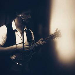 musician webanjothree kcirishfest15 soft blackandwhite