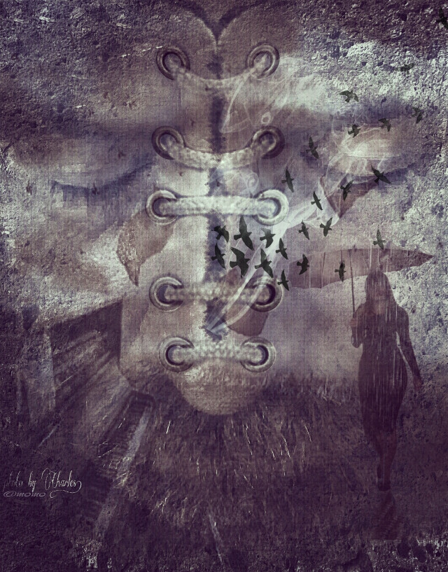 #pictureinpicture #layers #soft #artistic #artisticselfie #art #doubleexposure #freetoedit #illustration  good morning my dear friends :) ♥ my edit for @charles-metz-948