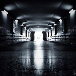 black station nopeople lyon 2015