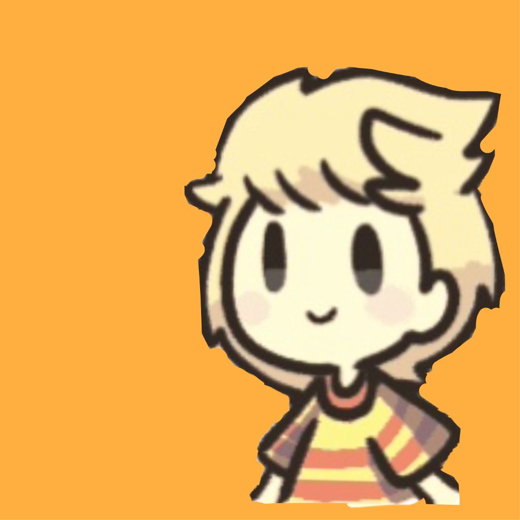 Lucas Mother3 - Image by Dank_Kirby