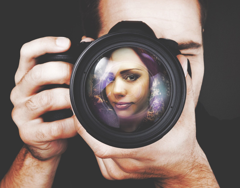 Hello😊 #artisticselfie #camera #lens #photography #hands