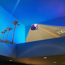 photo ceiling bluelights overlays californiadreamin