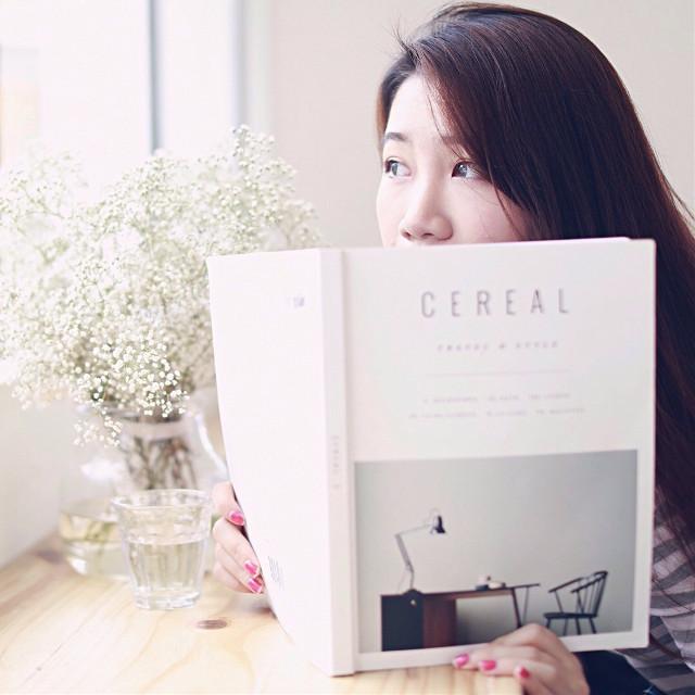 Portrait by tommi chu   #portrait #girl #coffee #shop